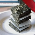 Black Sesame Sunshine Brownies 6--033113