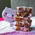 Healthy Apple Spice Squares with Caramel Penuche Icing 2--022613