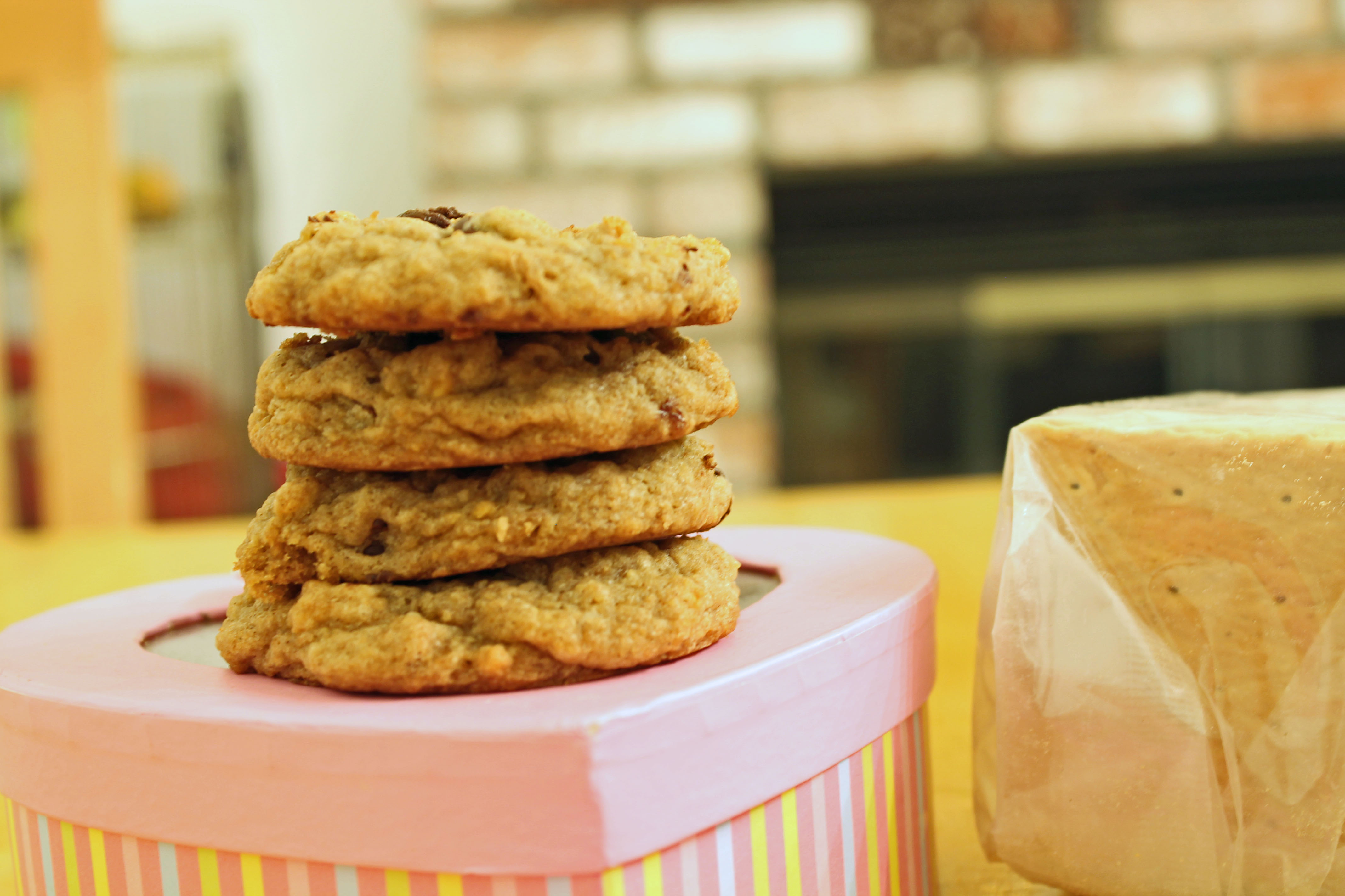 Graham Cracker Chocolate Chip Cookies 3--082013