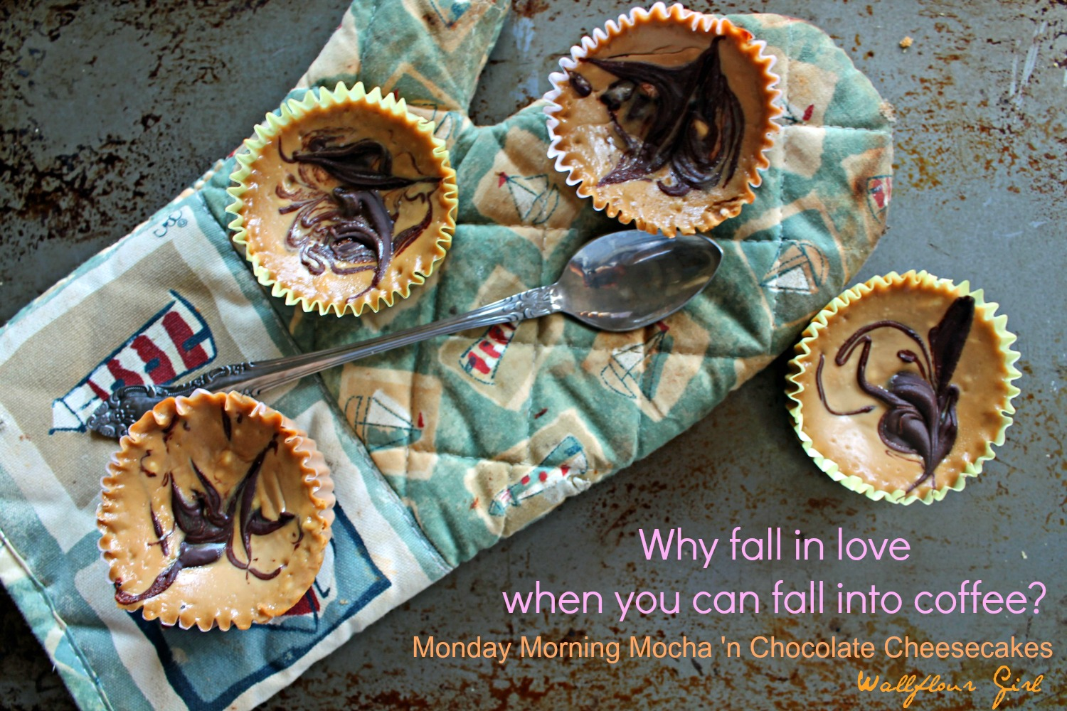 Monday Morning Mocha 'n Chocolate Cheesecake 15--092313
