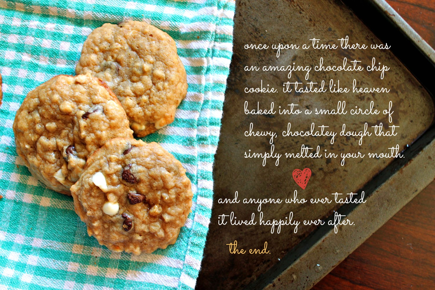 The Amazing 'Un-Relationship' Chocolate Chip Cookie--29--111413