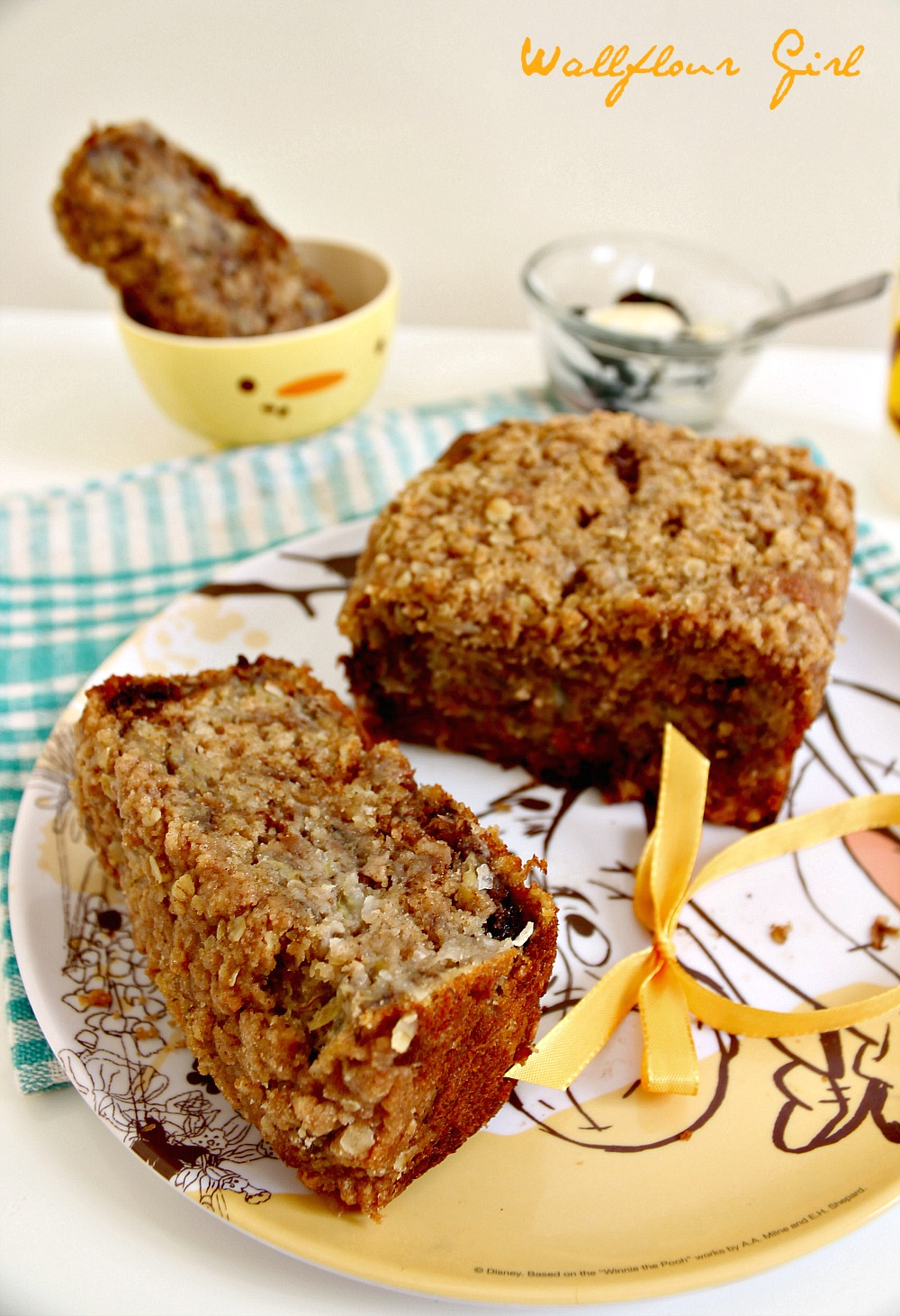 Scrumdiddlyumptious Caramelized Banana and Toasted Coconut Banana Bread 18--013014