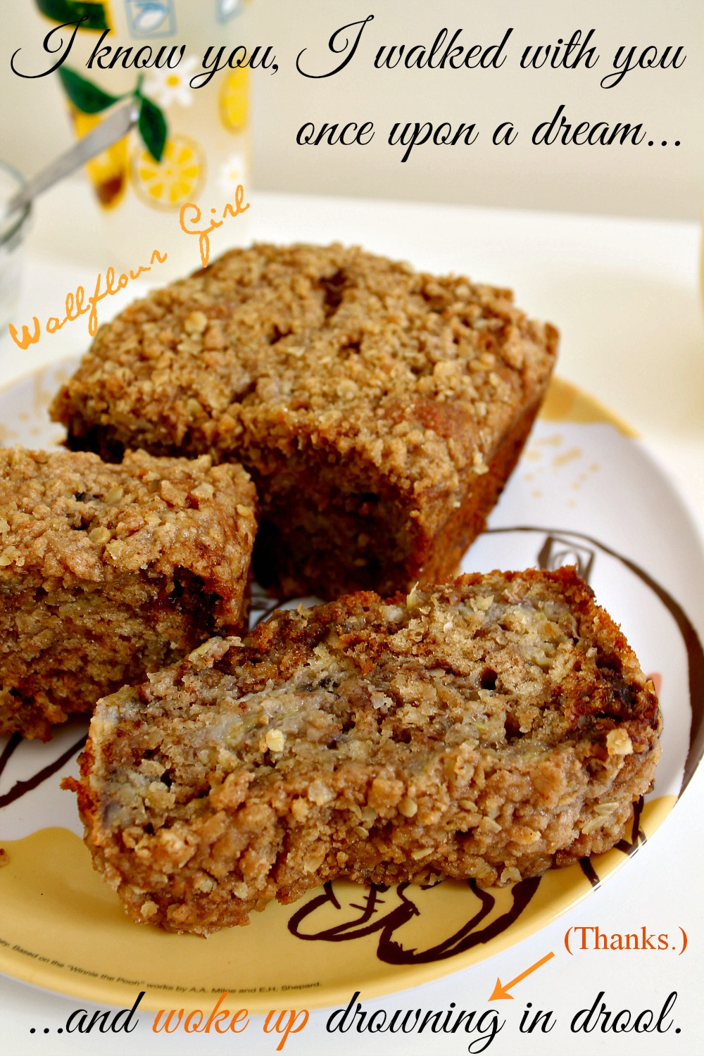 Scrumdiddlyumptious Caramelized Banana and Toasted Coconut Banana Bread 21--013014