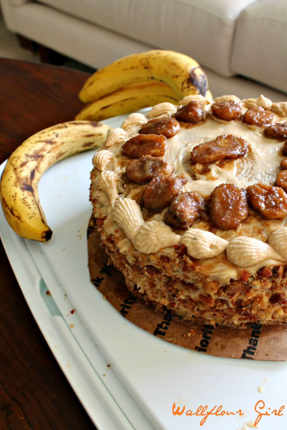 The Best Bananas Foster Toffee Cake 11--011514