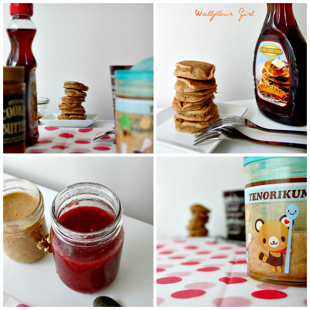 Adorable Pop-'Em Cookie Butter Pancakes 20--021514