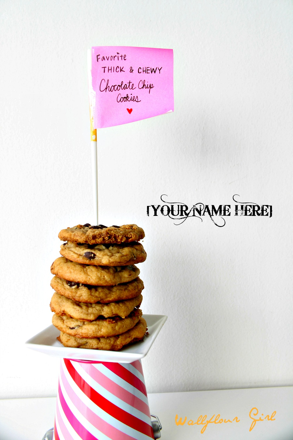 Favorite Thick and Chewy Chocolate Chip Cookies 16--021014