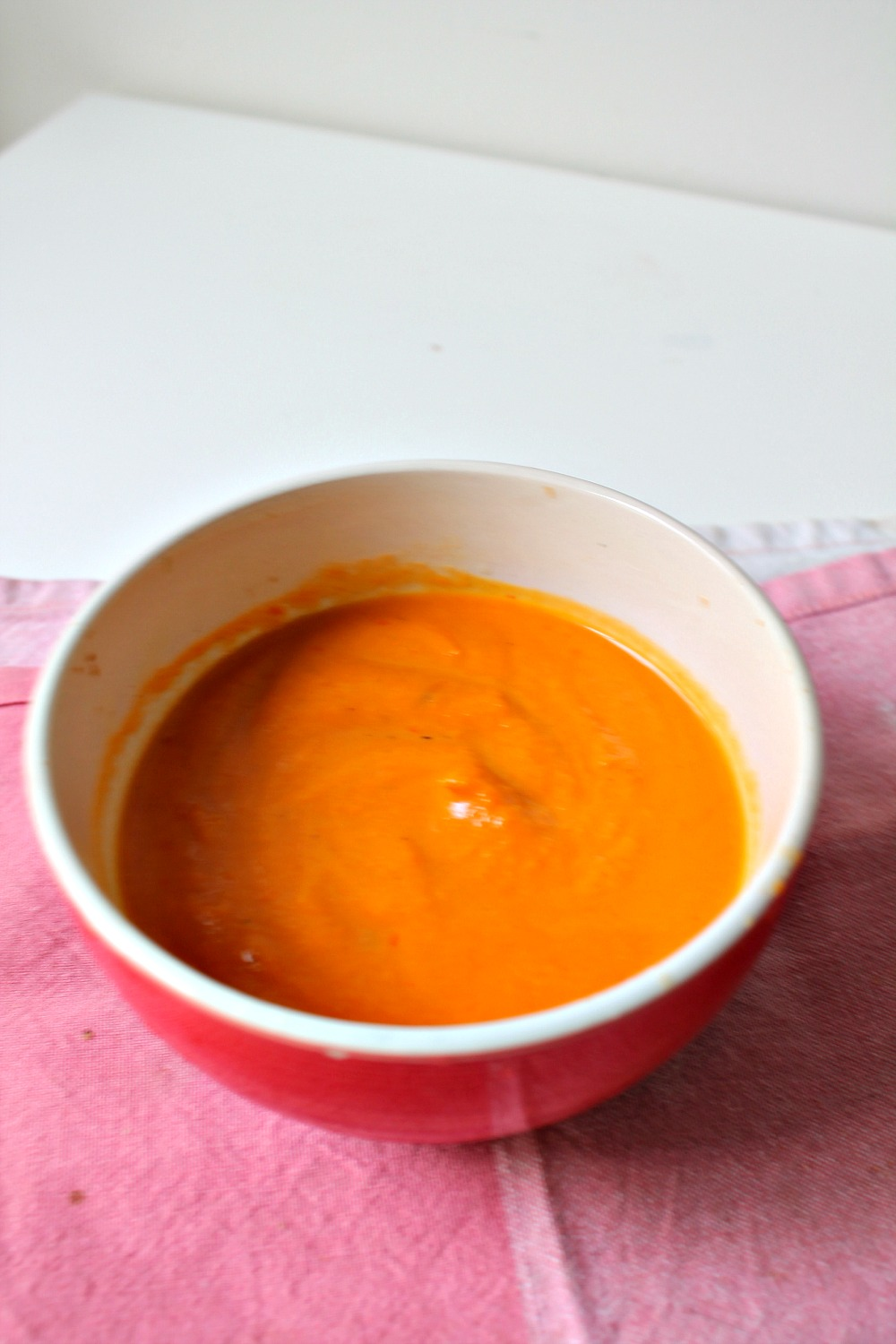 Carrot Peanut Soup 6--122714
