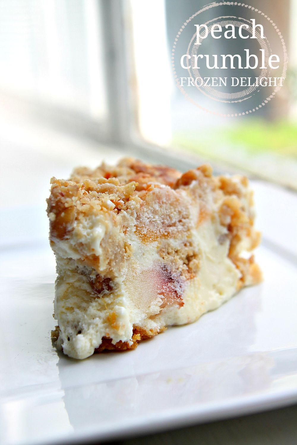 Peach Crumble Frozen Delight 2--090715