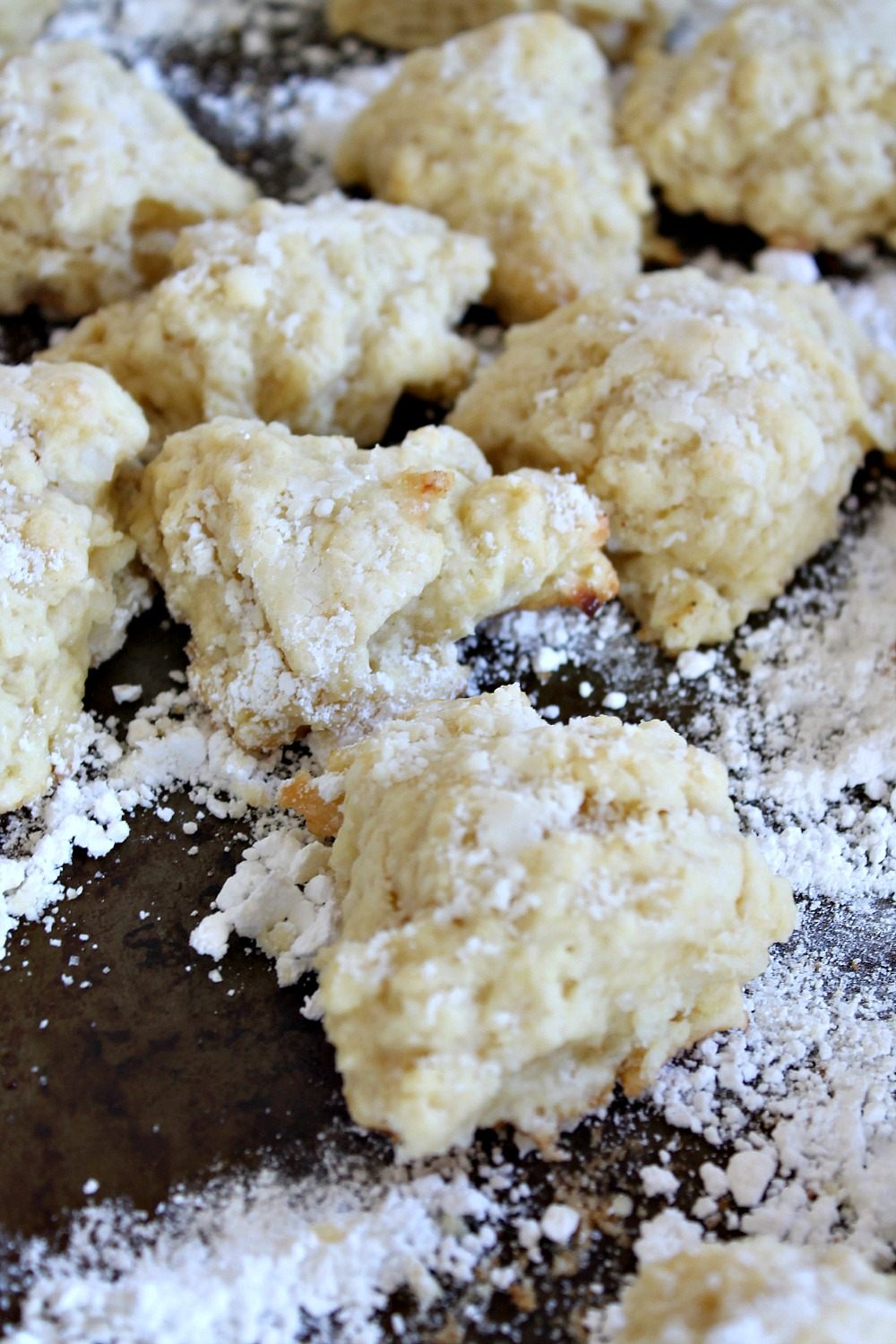 Vegan Coconut Scones 7--110815