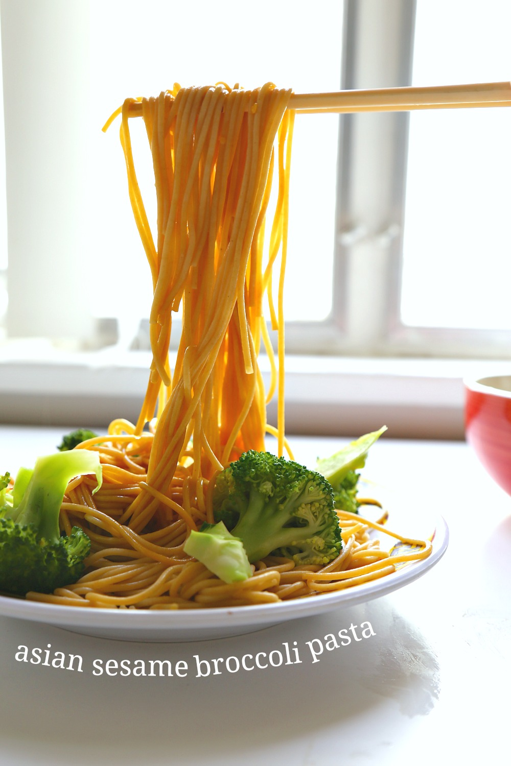 Asian Sesame Noodles with Broccoli 2--040716
