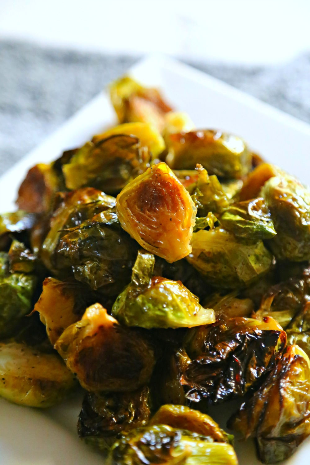 Roasted Maple Brussel Sprouts 1--011317